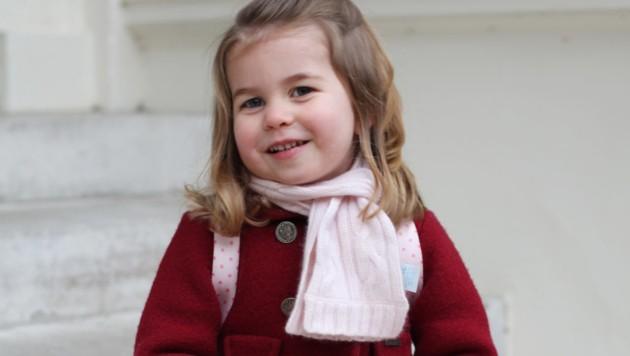 Prinzessin Charlotte (Bild: DUCHESS OF CAMBRIDGE)