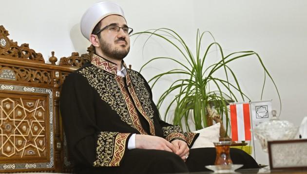 Ibrahim Olgun, Präsident der Islamischen Glaubensgemeinschaft in Österreich (Bild: APA/HANS PUNZ)