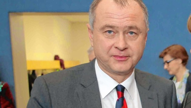 Der Mödlinger Bürgermeister Hans Stefan Hintner (Bild: Reinhard Judt)