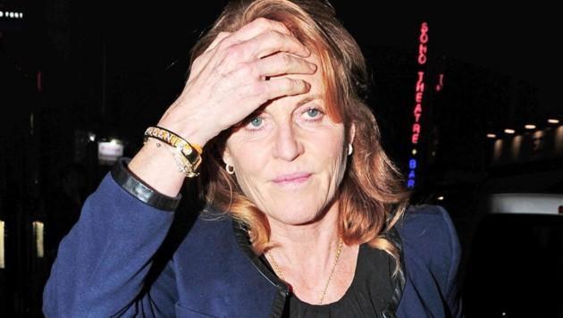 Sarah Ferguson (Bild: www.PPS.at)