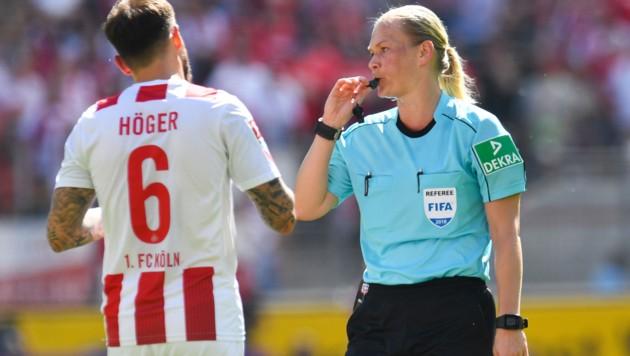 Bibiana Steinhaus (Bild: AFP)