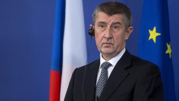 Pompeo wird unter anderen auch mit dem tschechischen Ministerpräsidenten Andrej Babis zusammentreffen. (Bild: AFP)