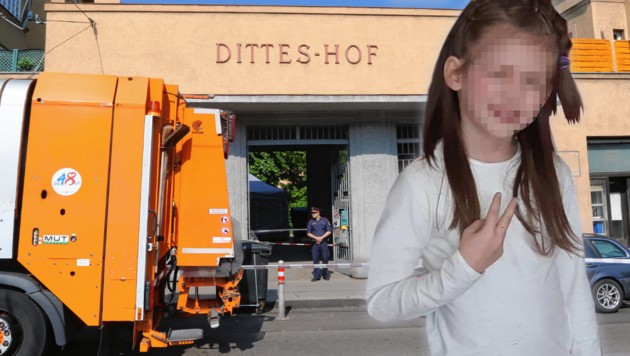 Schock Nach Suche In Wien Mädchen 7 Ermordet Kroneat