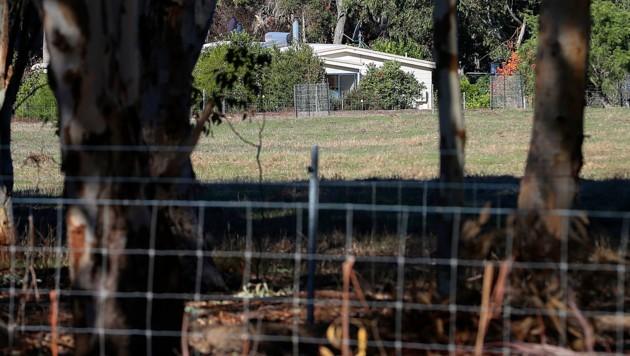 Auf dieser Farm in dem kleinen westaustralischen Ort Osmington ereignete sich die Familientragödie. (Bild: AP)
