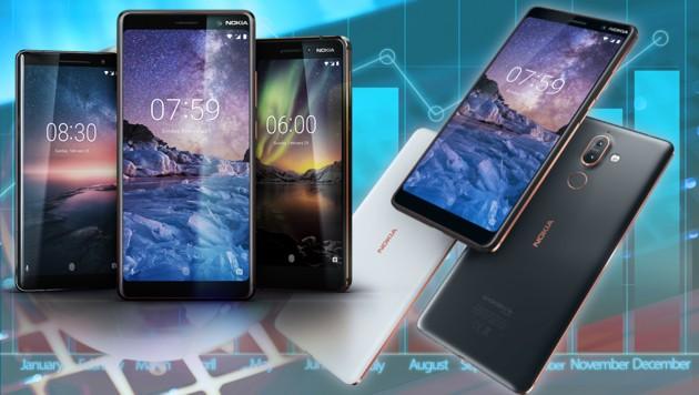 (Bild: Nokia, stock.adobe.com, krone.at-Grafik)