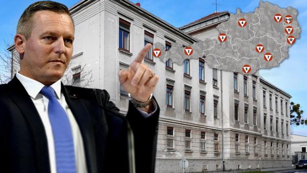 (Bild: APA/HERBERT PFARRHOFER, Bundesheer, www.picturedesk.com, krone.at-Grafik)