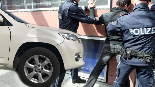 (Bild: Birbaume, Polizei OÖ)