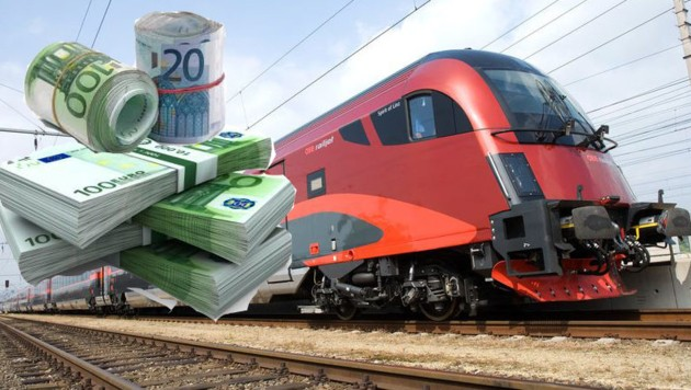 Railjet (Symbolfoto) (Bild: ÖBB/Harald Eisenberger)