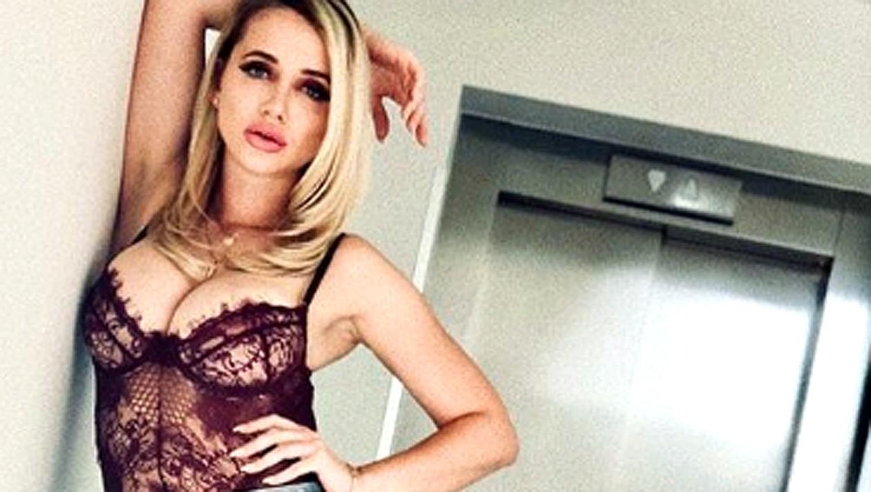 Schmitz nackt cathy Playboy model