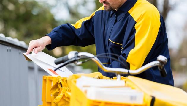 Probleme bei der Postzustellung gibt es für ein Ehepaar aus Niederösterreich (Symbolbild). (Bild: stock.adobe.com, krone.at-Grafik)