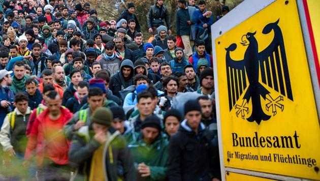 (Bild: APA/AFP/Daniel Mihailescu, APA/AFP/dpa/Daniel Karmann, krone.at-Grafik)