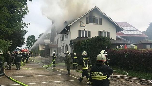 (Bild: Feuerwehr Straß)