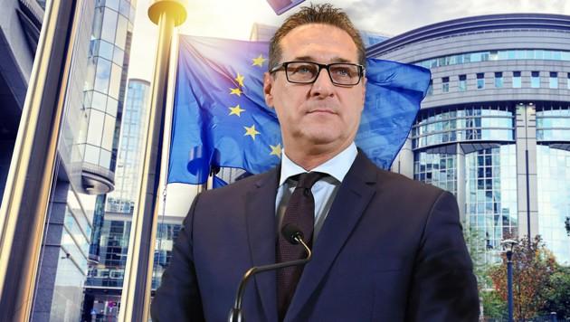 """Strache: """"Frontex ist eine Schlepperorganisation"""""""