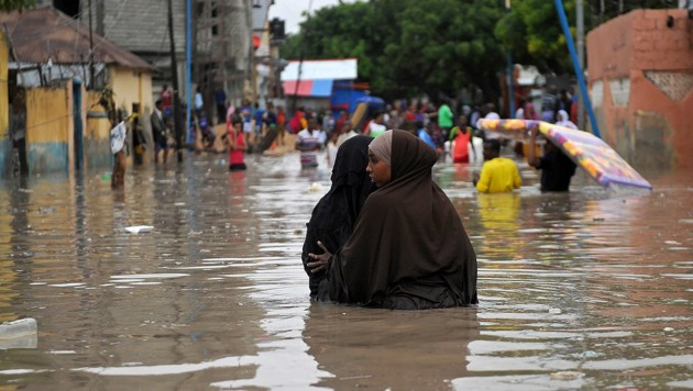 (Bild: APA/AFP/Mohamed Abdiwahab)