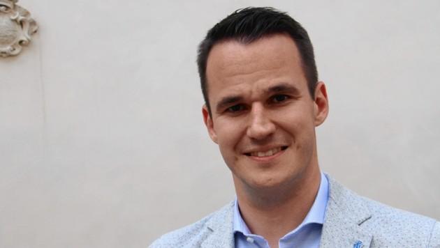 Stefan Hermann (FPÖ) (Bild: Jauschowetz Christian)