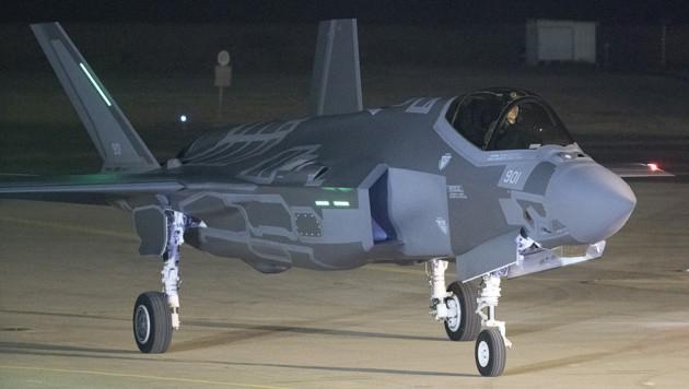 Israel bestellte bei Hersteller Lockheed Martin 50 Stück der F-35.