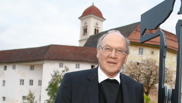 Bischof Alois Schwarz (Bild: Uta Rojsek-Wiedergut)