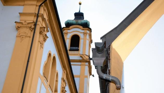 Wiltener Basilika (Bild: Andreas Fischer)