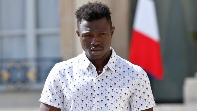 Mamoudou Gassama (Bild: AP)