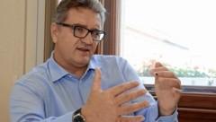 Wiens Sozialstadtrat Peter Hacker (SPÖ) (Bild: Zwefo)