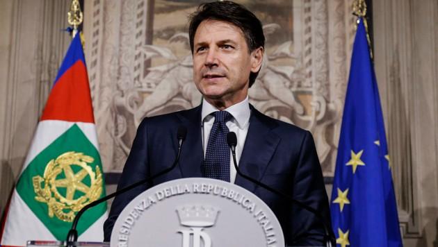 Giuseppe Conte (Bild: Associated Press)