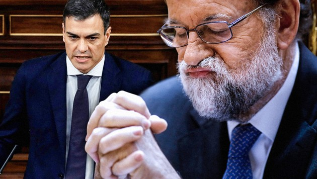 Historischer Machtwechsel in Spanien: Mariano Rajoy gestürzt