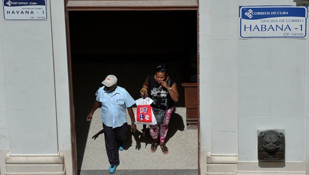 Kuba & USA stellen direkten Postverkehr wieder her