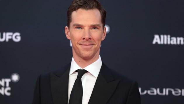 Benedict Cumberbatch (Bild: AFP )