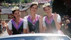 Narzissenfest 2018 Autokorso Bad Aussee (Bild: Juergen Radspieler)