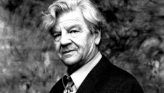 Irenäus Eibl-Eibesfeldt im Jahr 2001 (Bild: Wikipedia/Christoph A. Hellhake)