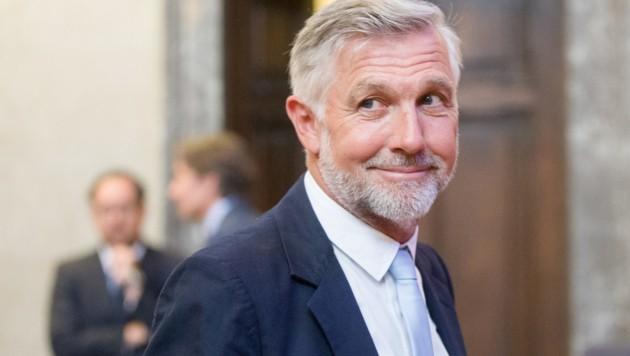 Walter Meischberger (Bild: APA/GEORG HOCHMUTH)