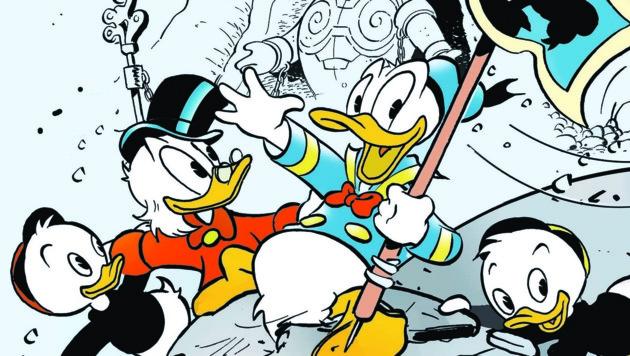(Bild: obs/Egmont Ehapa Media GmbH/Egmont Comic Collection/Disney)