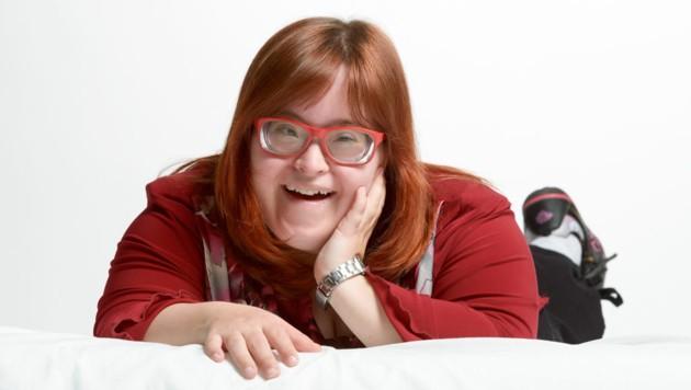 Die 33-jährige Alice ist Namensgeberin des sozialen Wohnprojekts. (Bild: Johann Lorentz)
