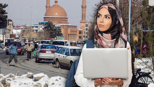 Online shopping in afghanistan