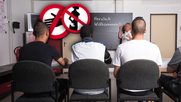 (Bild: Burgenländische Volkshochschulen, stock.adobe.com, krone.at-Grafik)