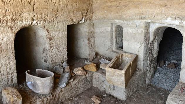 (Bild: Israel Antiquities Authority/Miki Peleg)