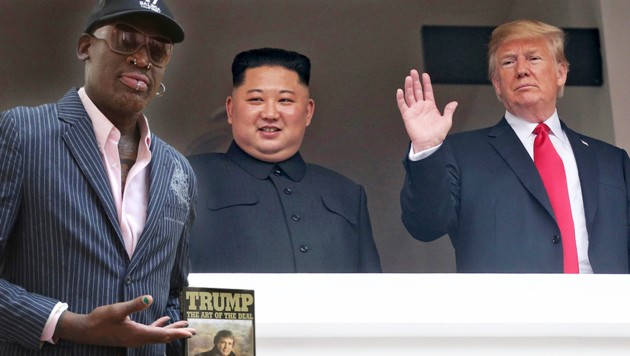 (Bild: AP, AFP, krone.at-Grafik)