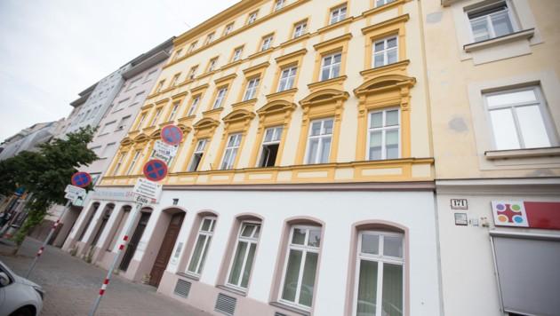 Das Bundesamt für Fremdenwesen und Asyl in Wien (Bild: APA/Georg Hochmuth)