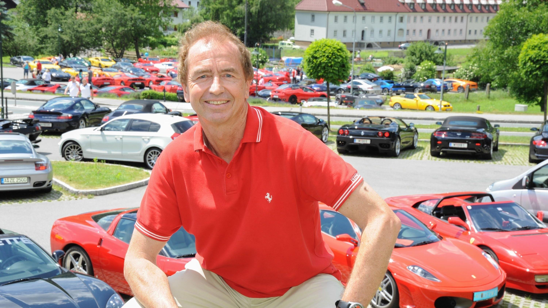 Ps Starke ära Mister Ferrari Feiert Vierfach Krone At