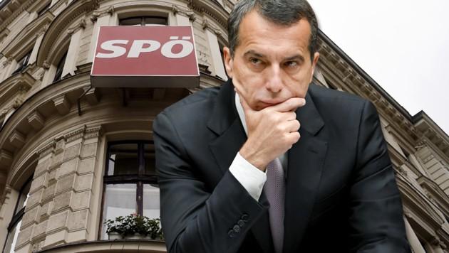 SPÖ-Chef Kern kurz vor dem Rücktritt?