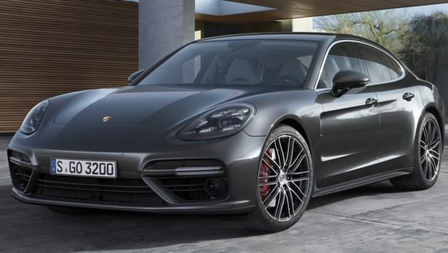Porsche Panamera (Bild: Porsche)