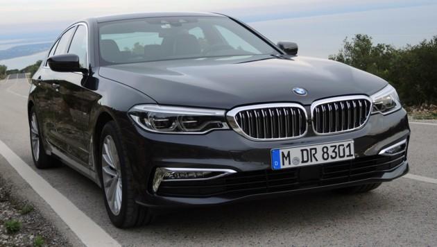 5er-BMW (Bild: Stephan Schätzl)
