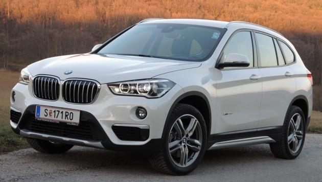 BMW X1 (Bild: Stephan Schätzl)
