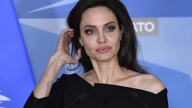 Angelina Jolie (Bild: AFP )