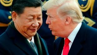 Im November 2017 war die Stimmung zwischen Chinas Xi Jinping und US-Präsident Trump noch deutlich besser. (Bild: AP)