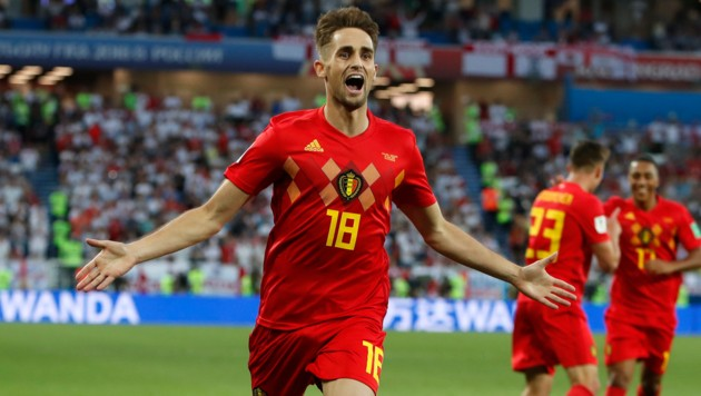 Adnan Januzaj (Bild: ASSOCIATED PRESS)