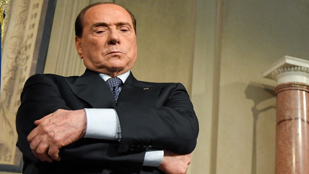 Italiens Ex-Premier Silvio Berlusconi (Bild: APA/AFP/Tiziana FABI)