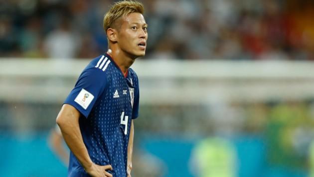 Keisuke Honda (Bild: AFP)