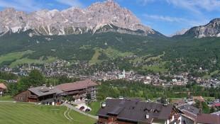 Cortina d'Ampezzo (Bild: Wikipedia)