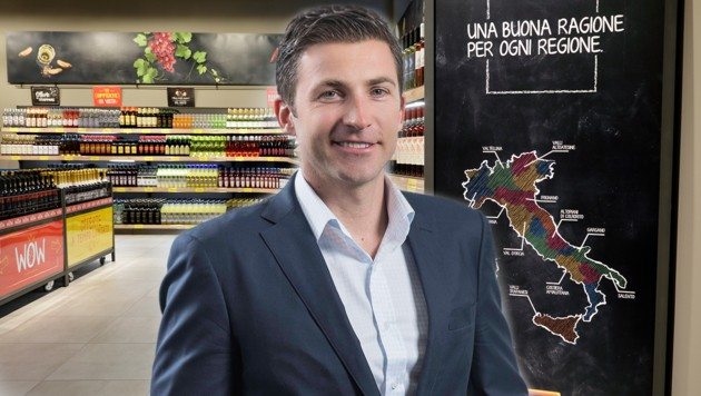Hofer-Chef Günther Helm: Neue Markt-Chancen für Bier, Milch, Energy-Drinks, Knabbergebäck & Co. aus Österreich